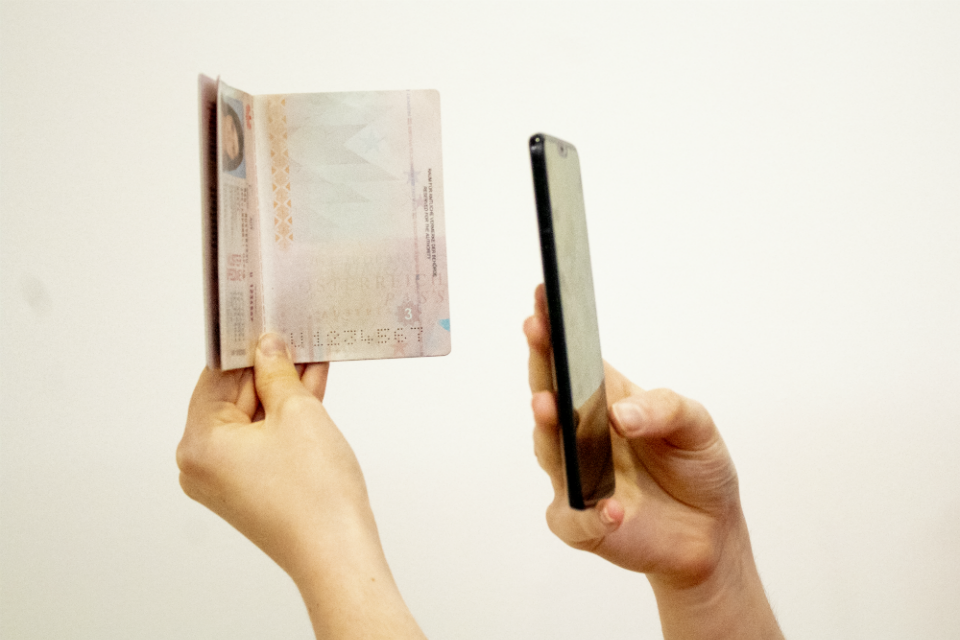 The UK digitizes a key biometric visa application process in Hong Kong with selfie matching