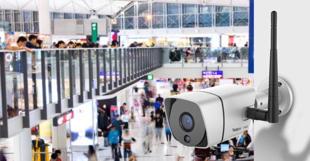New Telpo bullet camera supports face biometrics tracking of up to 22 people at once