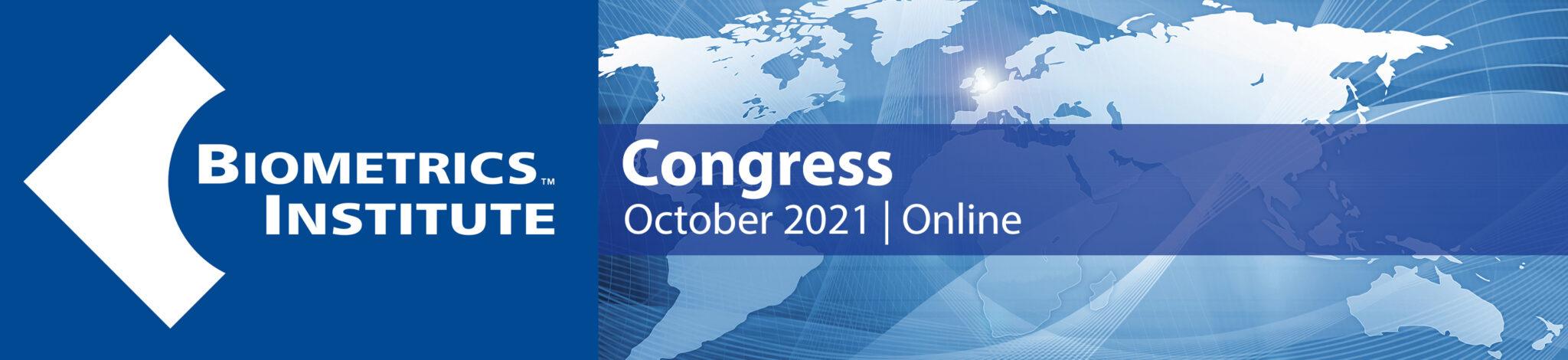 Biometrics Institute Congress