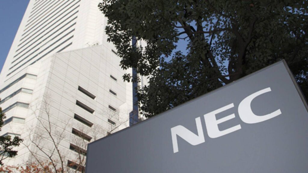 Organizational changes afoot at NEC and subsidiaries