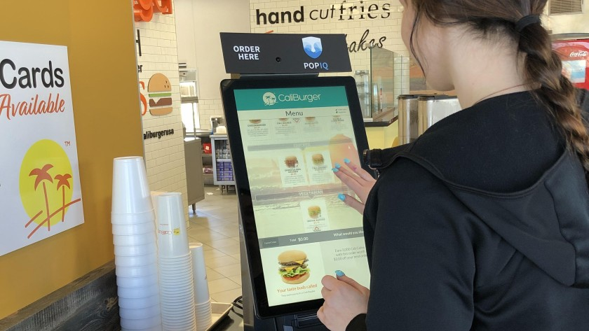 Biometric payment technology changing restaurant experience for guests