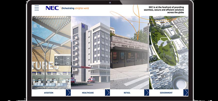 NEC showcases I:Delight biometrics with virtual customer experience center launch