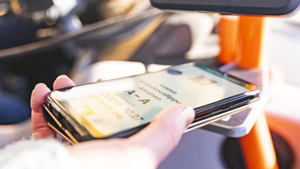 Is your public transport ticket the beginning of your digital identity?