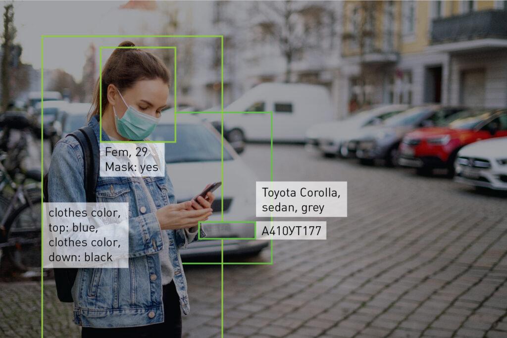 """NtechLab bringt """"FindFace"""" Multi auf den Markt die eine Erkennung von Maskierten perfektionieren soll"""