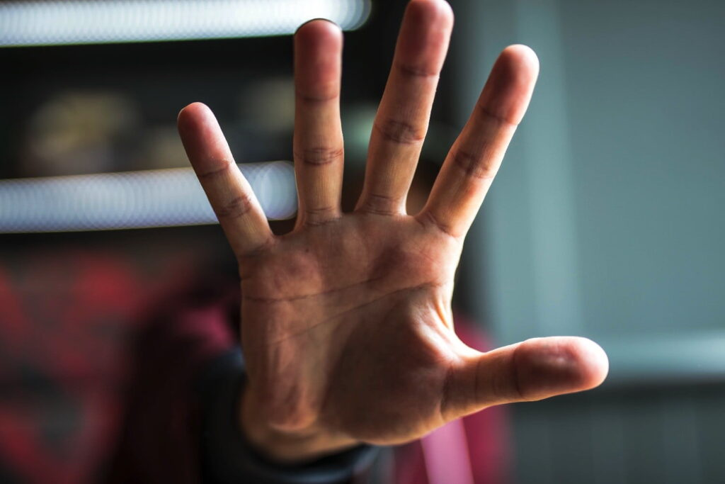 Swiss researchers hunt for contactless palm vein biometric scanners for hospitals
