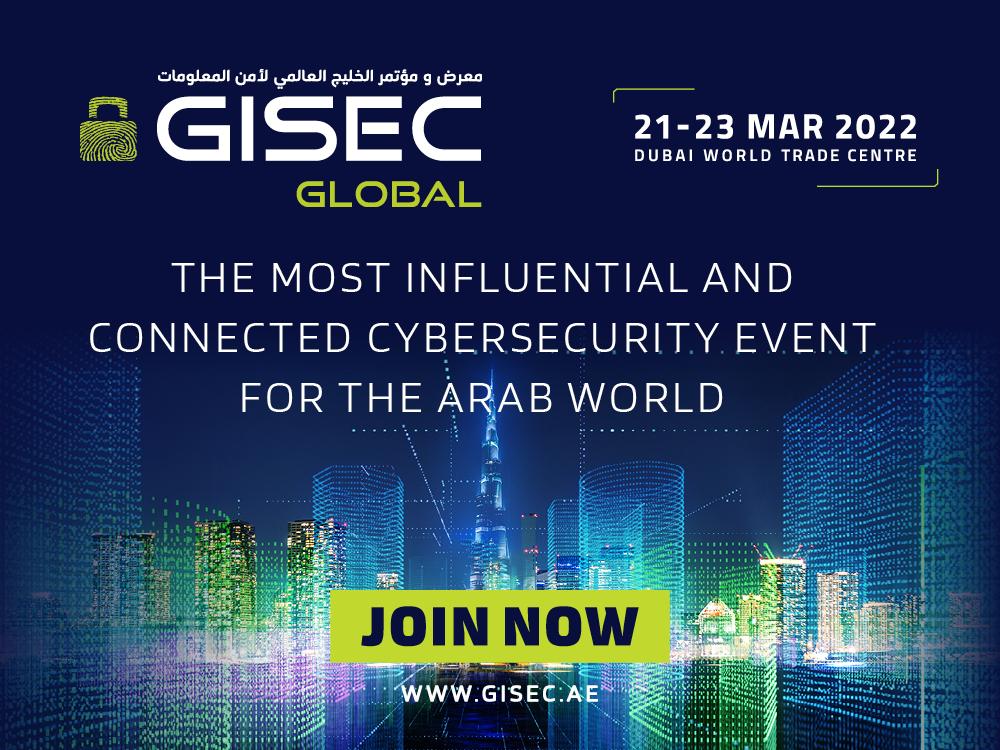 GISEC 2022