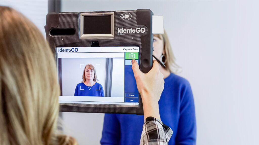 Idemia IdentoGO tablet enables remote digital ID enrollment for DMVs