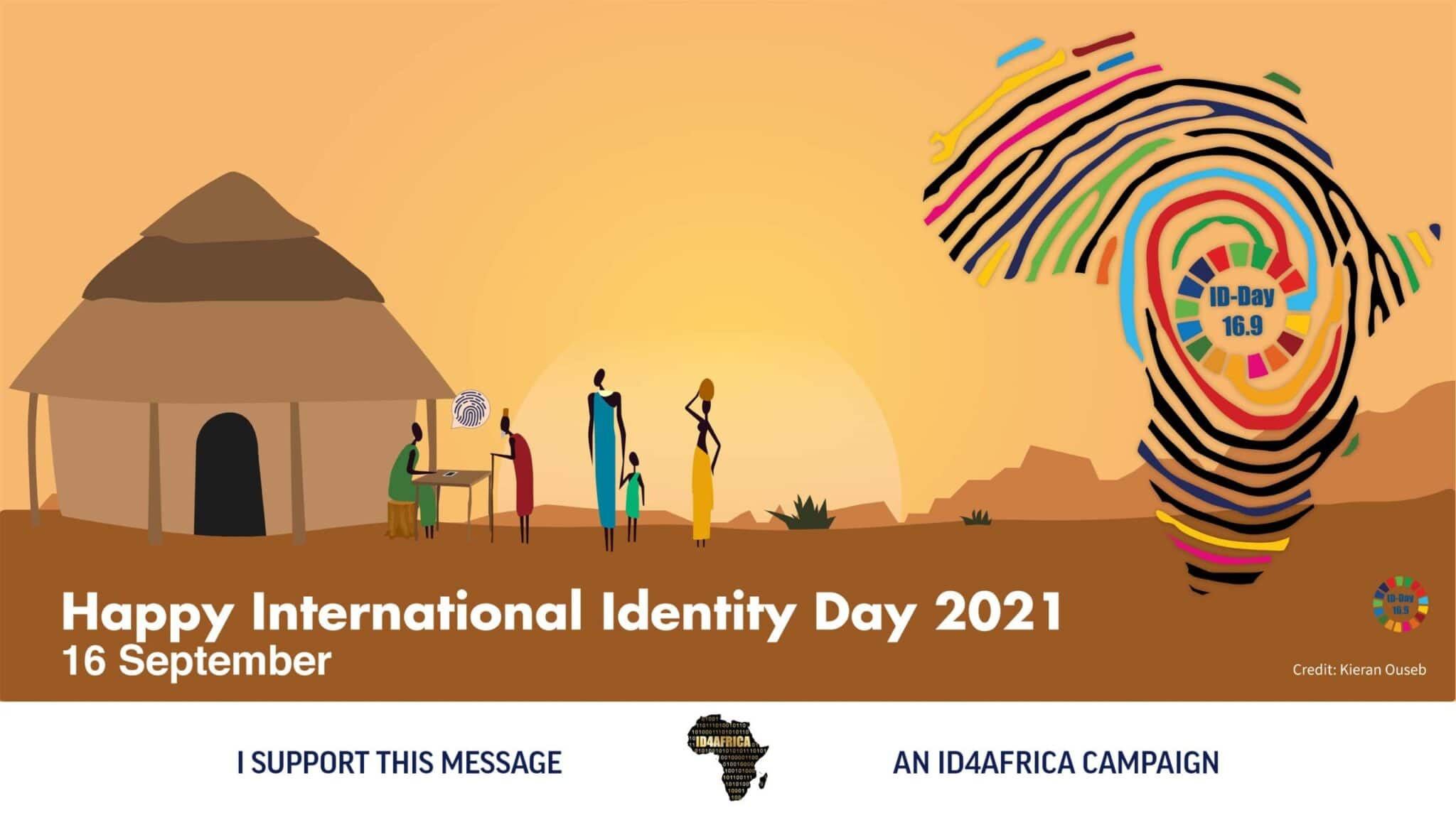 ID Day 2021 By Kieran Ouseb from Namibia