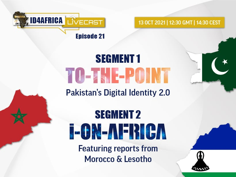 i-On-Africa: The Pakistan, Morocco and Lesotho Report